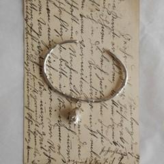 Tulip Bracelet Silver, Gold
