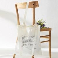 [Ro-Co Bag] 로맨틱 리본 에코백 RMAK724GM2