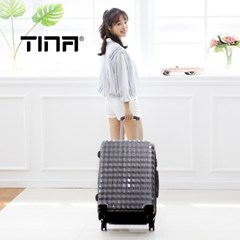 [TINA] 티나 PC 100 하드캐리어 24인치(화물용)/여행가방