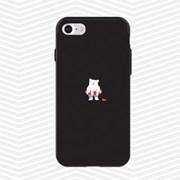 냥코케이스 슬라이더케이스 바다로 고고! 북극곰(oyogukuma-bb)