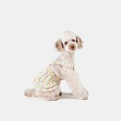 flower suspender skirt