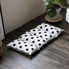 [BORNY PET] 보니펫 4단 강아지 방석 오레오팝