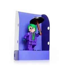 펀치 미니하우스-바이올렛, Punchy-lego minifigure house, 펀치