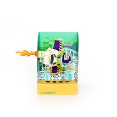 펀치 미니하우스-롤러코스터, Punchy-lego minifigure house, 펀치