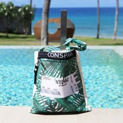 MESH POCKET TROPICAL BAG