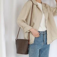 Two way linen jacket