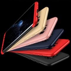 갤럭시 s8 플러스 케이스 프리미엄 3in1 풀커버케이스_(933456)