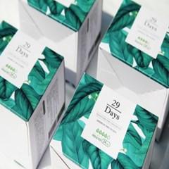 반값 생리대 29Days 대형 패밀리 셋트(10팩)