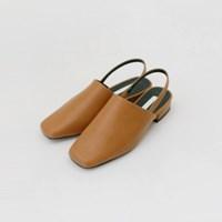 Square sleek shoes