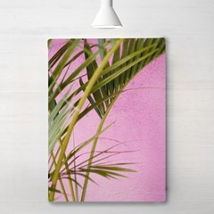 [RYMD] 북유럽 인테리어 액자 그림 선물 핑크 월 팜트리