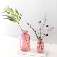 핑크 시약병(125ml)