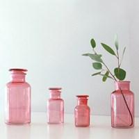 핑크 시약병(500ml)