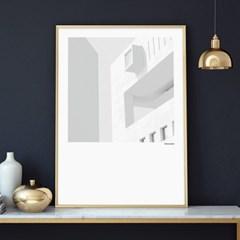인테리어 액자 북유럽 포스터 HOME in HOME 시리즈