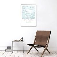 인테리어 액자 북유럽 포스터 파묵칼레