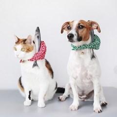Miyopet 여행보자기 장난감 강아지 고양이 넥카라