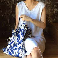 레이디블루백 Ladyblue bag - Ink blue