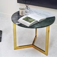 아르마블 원형 3색 대리석 테이블(3C-360GT)
