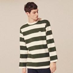 Bold Stripe Longsleeve TEE_LT158