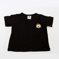 [유호랑] 순면 '까칠한아기' 유아티셔츠