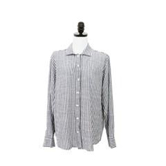 스트라이프 셔츠 (2color)