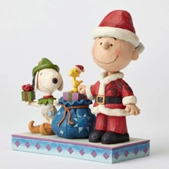산타 찰리브라운과 스누피 (4052721)