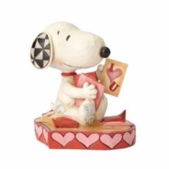 스누피의 발렌타인데이 카드 (4055652)