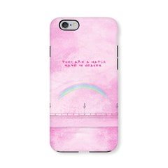 [듀얼케이스+레터링] SH_Pink Sky_(1432383)