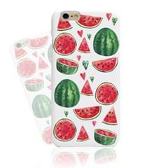 Watercolor Watermelon (HF-205A) Hard Case