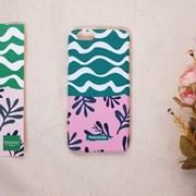 하유오유 휴대폰케이스 프레쉬그린 Fresh Green