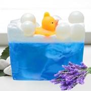 자연유래 순수오일 풀파티솝 비누