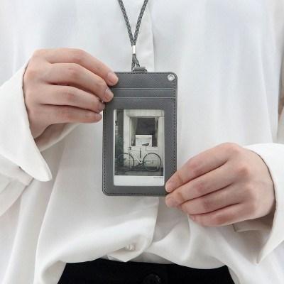 DOROTHY & ALICE 목걸이 카드 케이스 베이직