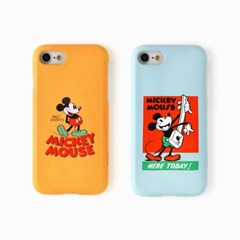 [Disney]Vintage Mickey_아이폰 7/8 범퍼케이스