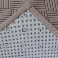 [가온길카페트]라인 면테리 카페트 150x200cm (2색상)