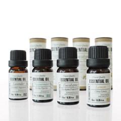[Aromaco] 100% 퓨어 천연에센셜오일 10ml - 페퍼민트오일