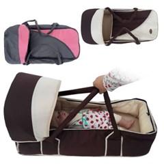 [베이비캠프]휴대용 아기침대 /여행용 이동가방