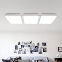 에코 LED 6등 직부 150W LG이노텍LED칩/국내산 천장등_(1435137)