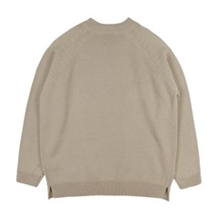 Letter U Sweater_KN001