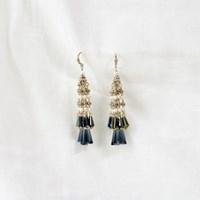 [vintage] chandelier earring