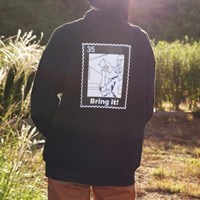 BIG STAMP SWEATSHIRT_BLACK