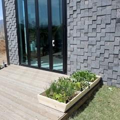 원목 텃밭 화분 1800(대형) 옥상꾸미기 주택 마당가구 정원만들기