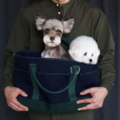 Cross Carry Bag - navy