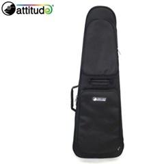 [Attitude] Semi-Hard Case - 베이스기타 용 세미하드케이스 - 블랙