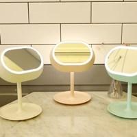 씨익 LED 화장조명거울 무드 스탠드등 (3color)