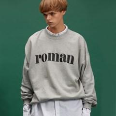 ROMAN SWEATSHIRT BK