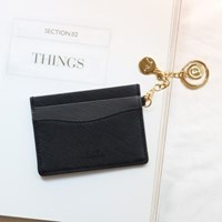 [별자리키링 포함] D.LAB K3 Simple Card Wallet 6 Color