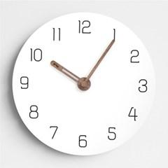 라인엣지 (M) 무소음벽시계