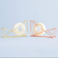 Wire Tape Dispenser / 테이프 커터기 (골드/로즈골드)