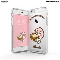 카카오프렌즈 피크닉 젤리 케이스 휴대폰 핸드폰 아이폰_(1099066)