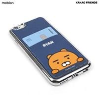 카카오프렌즈 카드 수납 포켓 E 핸드폰 케이스 폰_(1099084)