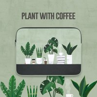 Plant with coffee (11/13/15형)